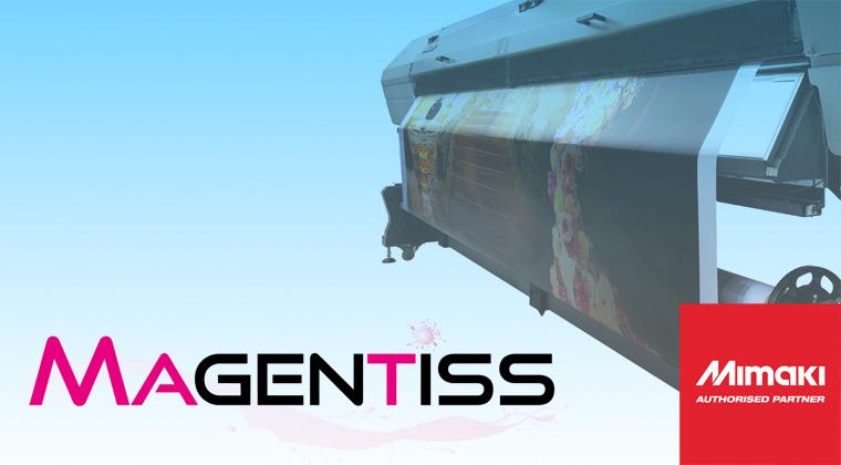 Magentiss : vente, installation, dépannage et maintenance de machines Mimaki et machines numériques